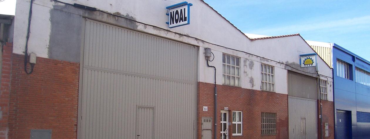 Talleres Noal - Fabricados y Maquinaria