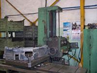 Talleres Noal - Mandrinadora - Talleres Noal - Fabricados y Maquinaria